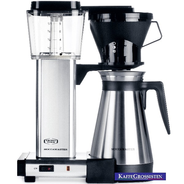 Vacuum Coffee Maker Instructions : Moccamaster Thermos KBT741 vacuum coffee brewer