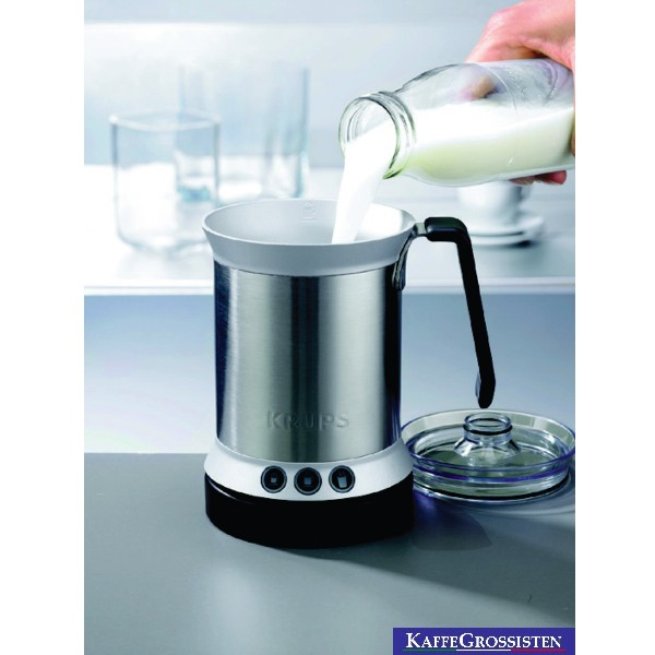 Krups Coffee Maker And Frother : Krups XL2000 Automatic Milk Frother for perfect Cappuccino