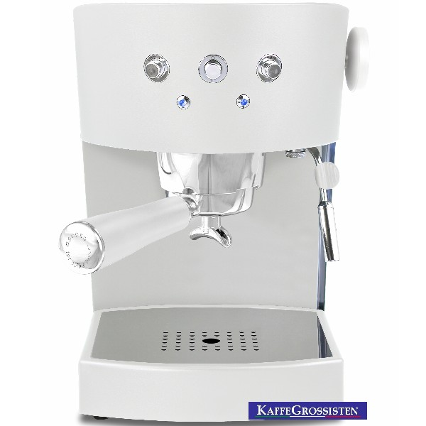 white coffee machine