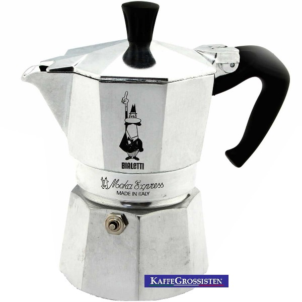 bialetti moka express 1 cup coffee maker. Black Bedroom Furniture Sets. Home Design Ideas