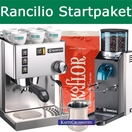 Rancilio Silvia E Start package - Semi-automatic
